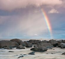 Augusta Rainbow by Jonathan Stacey