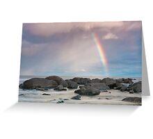 Augusta Rainbow Greeting Card