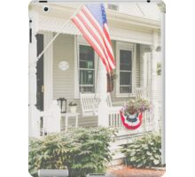 Small Town Americana iPad Case/Skin