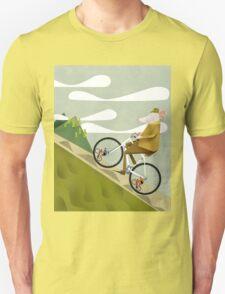 Hamster Cyclist Road Bike Poster T-Shirt