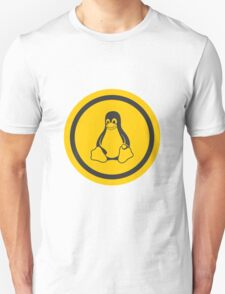 Tux - High Fidelity  Unisex T-Shirt