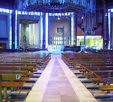Liverpool's Metropolitan Cathedral by tm20tm