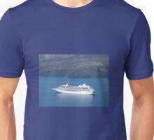 TOURIST LINER VISITS MYKONOS Unisex T-Shirt