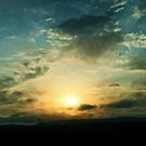 Sunrise over Monreith by sarnia2