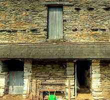 Finsthwaite Farm...Barn by Jamie  Green