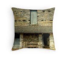 Finsthwaite Farm...Barn Throw Pillow