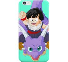 Gohan And Icarus - Dragon Ball Z iPhone Case/Skin
