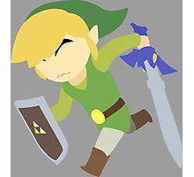 The Legend of Zelda: Wind Waker | Minimalist Photographic Print