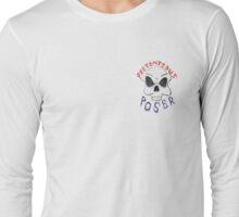 PP Skull Long Sleeve T-Shirt