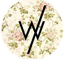 Sleeping With Sirens(flower background) by allimarie0