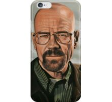 Breaking Bad painting iPhone Case/Skin