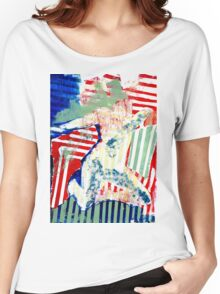 Psychedelic Regiment 2 Women's Relaxed Fit T-Shirt