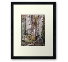 Coastal Bush 2 Framed Print