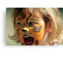 The Tigeress Canvas Print