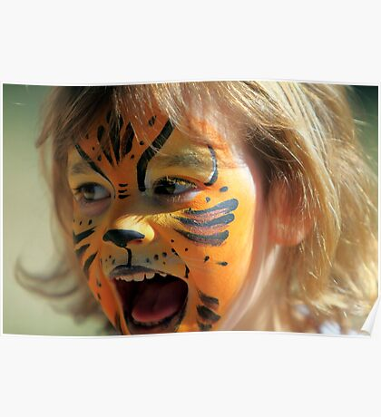 The Tigeress Poster