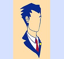 spiky-haired lawyer dude by breens