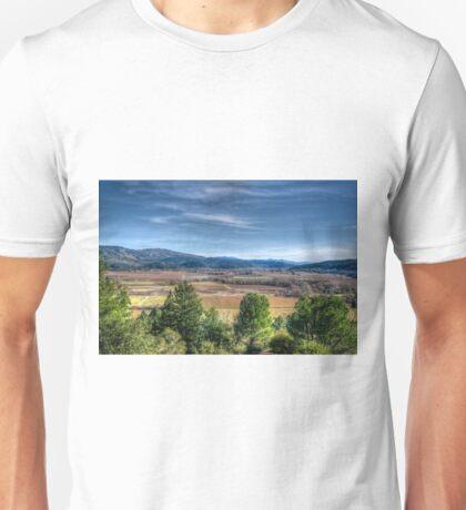 Napa Valley Unisex T-Shirt