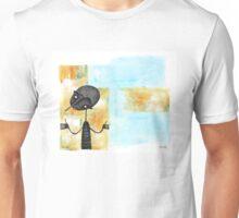 Textural Boundary Unisex T-Shirt