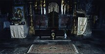 Vlad Tepes' Resting Place by v-something