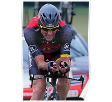 Lance Armstrong Poster