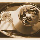 Old Time Coffee by BevsDigitalArt