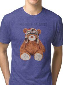 Gambino Bear Tri-blend T-Shirt