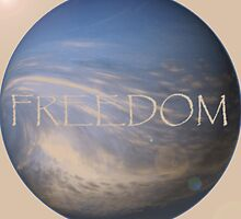 FREEDOM Sphere - NATURAL  by moonshinepdise