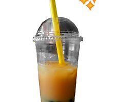 Mango Boba  by kurarissasan