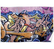 Pape Graffiti 2 Poster