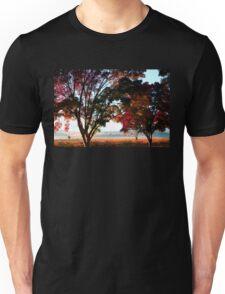 Autumn Sunrise in the Barossa Unisex T-Shirt