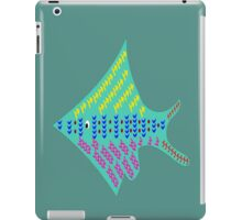Fish #1 iPad Case/Skin