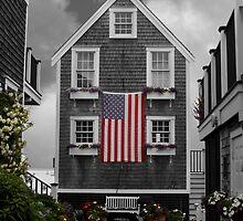 P-town Cape Cod by Trevor Murphy