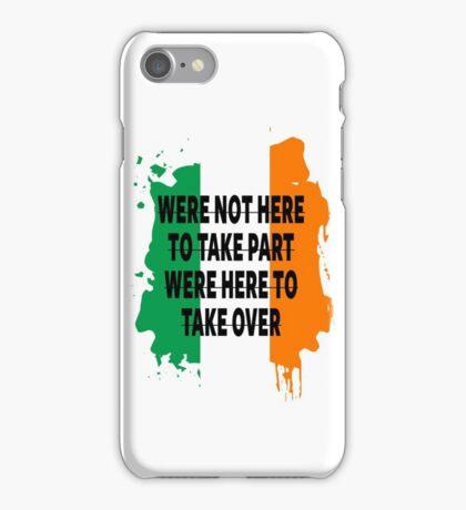 Conor Mcgregor Quote iPhone Case/Skin