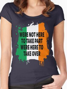 Conor Mcgregor Quote Women's Fitted Scoop T-Shirt