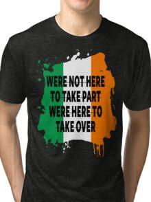 Conor Mcgregor Quote Tri-blend T-Shirt