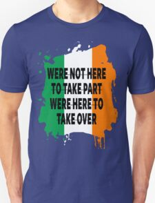 Conor Mcgregor Quote Unisex T-Shirt