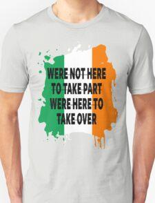 Conor Mcgregor Quote T-Shirt