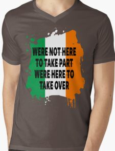 Conor Mcgregor Quote Mens V-Neck T-Shirt