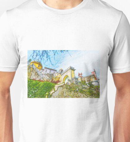 Sintra Portugal Unisex T-Shirt