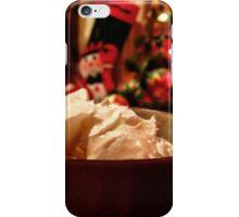 Christmas Morning Hot Chocolate iPhone Case/Skin