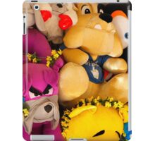 Fluffy Toys iPad Case/Skin