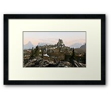 Whiterun Hold Framed Print
