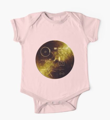 Voyager Golden Record One Piece - Short Sleeve