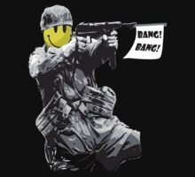 BANG BANG!!! by Create or Die Designs