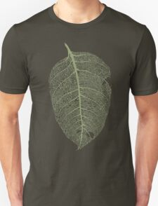 Leaf skeleton T-Shirt