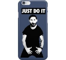 Shia LaBeouf Just Do It iPhone Case/Skin