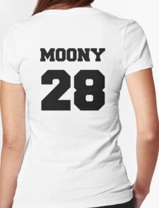 """The Marauders -- Remus """"Moony"""" Lupin Womens Fitted T-Shirt"""