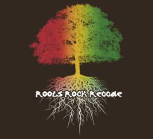 Reggae Tree of Knowledge by ralonzo29