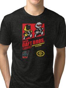 Super Daft Bros. Tri-blend T-Shirt