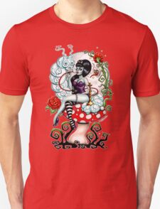 Alice in Zombie Land - Schmokin' Caterpillar T-Shirt